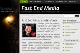Fast End Media Website